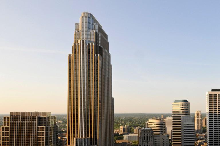 Wells Fargo Tower Minneapolis,Mn