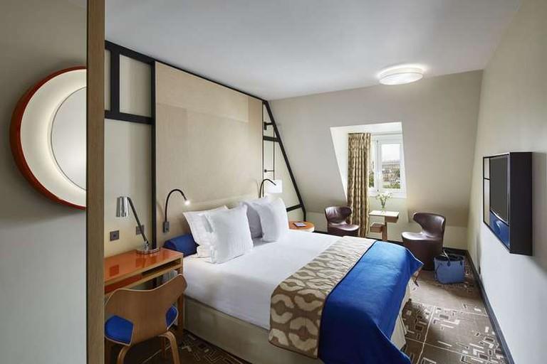 Hôtel Bel Ami is named after Guy de Maupassant's 1885 novel
