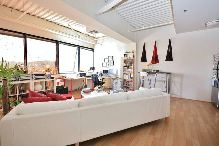 Spacious and stylish loft