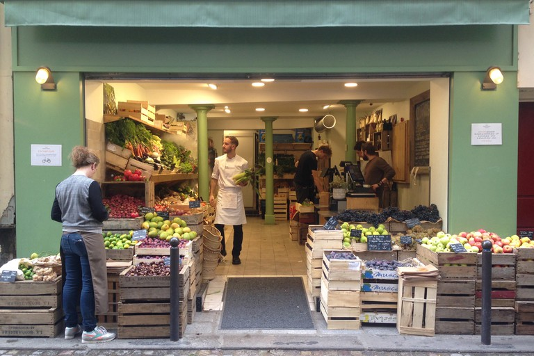 Terroirs d'Avenir offers artisanal, sustainable and (mostly) organic produce
