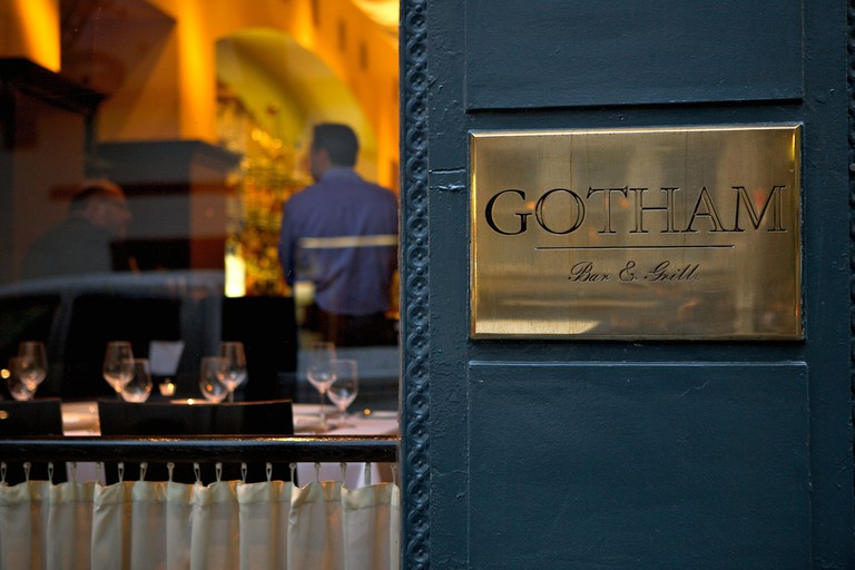 Gotham Bar and Grill, New York, USA.