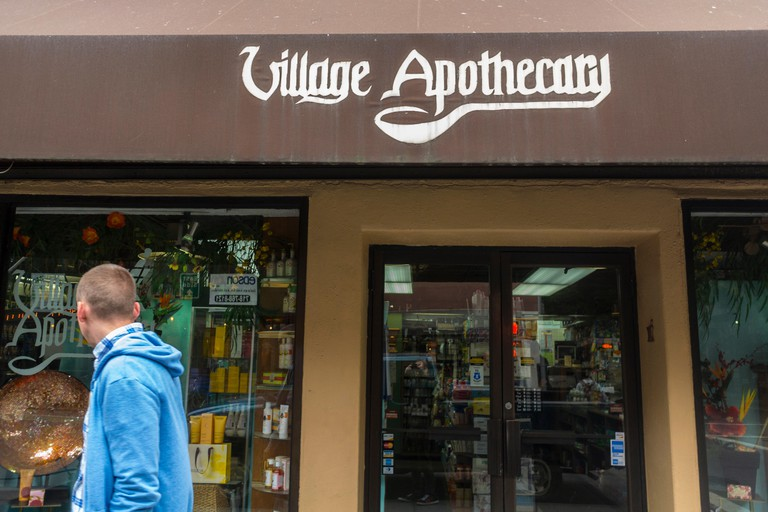 Village Apothecary is a pharmacy and beauty emporium