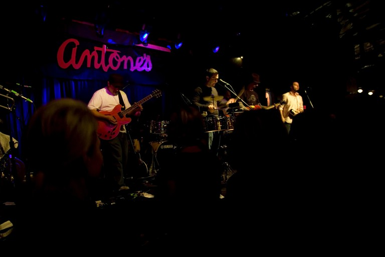 A number of blues legends have graced Antone's stage