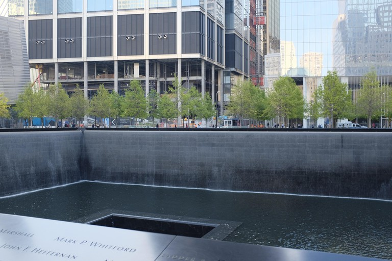 9/11 Memorial, Ground Zero, New York.