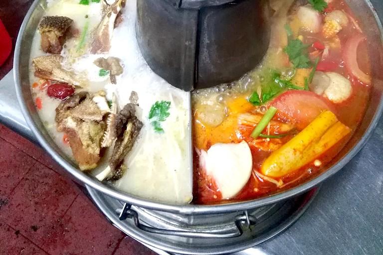 Huo Tan Wang Restaurant