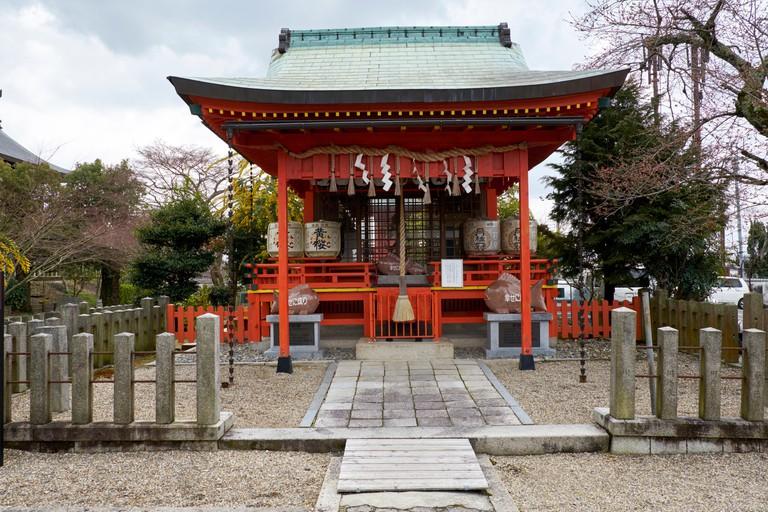 Nogi Shrine, Shinto Shrine, Tokyo