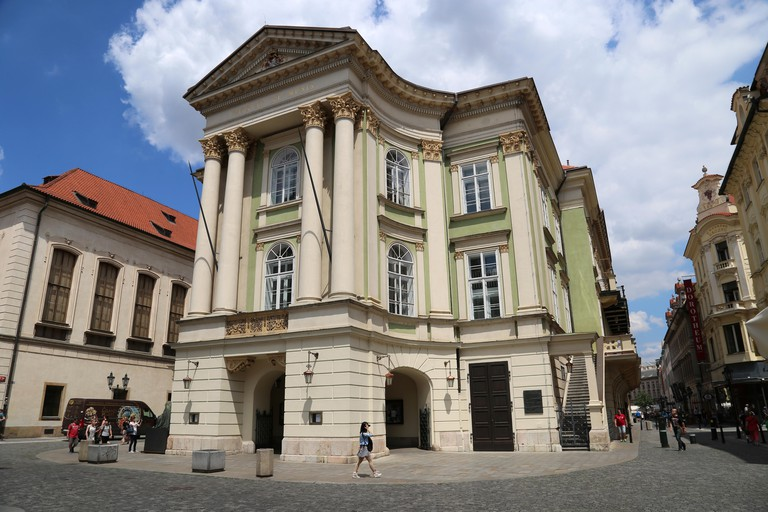 Estates Theatre, Ovocny Trh, Stare Mesto (Old Town)