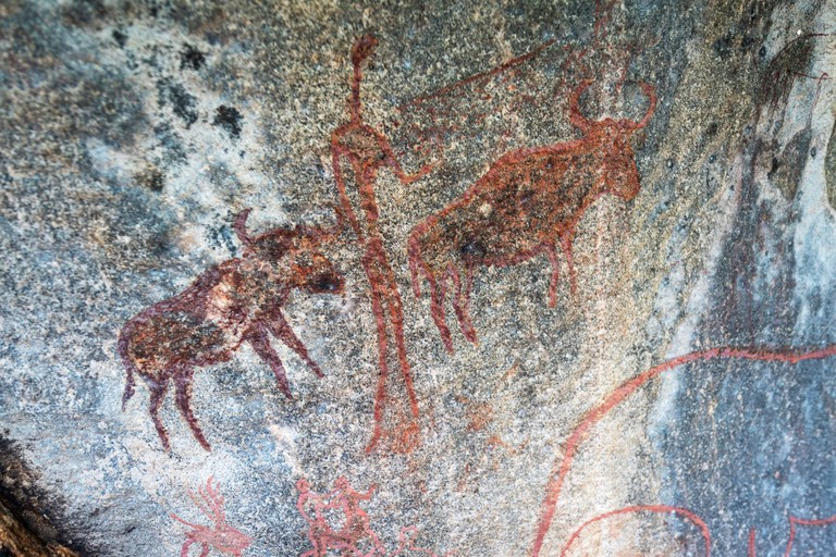Nsangwini rock art