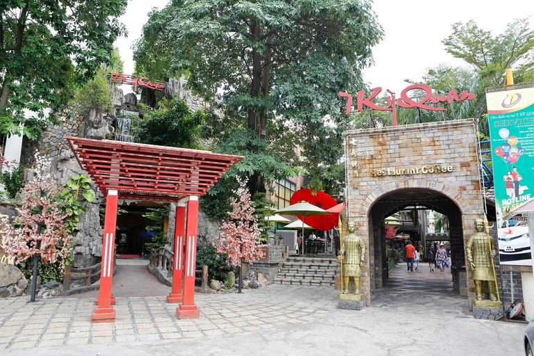 Seven Wonders Restaurant