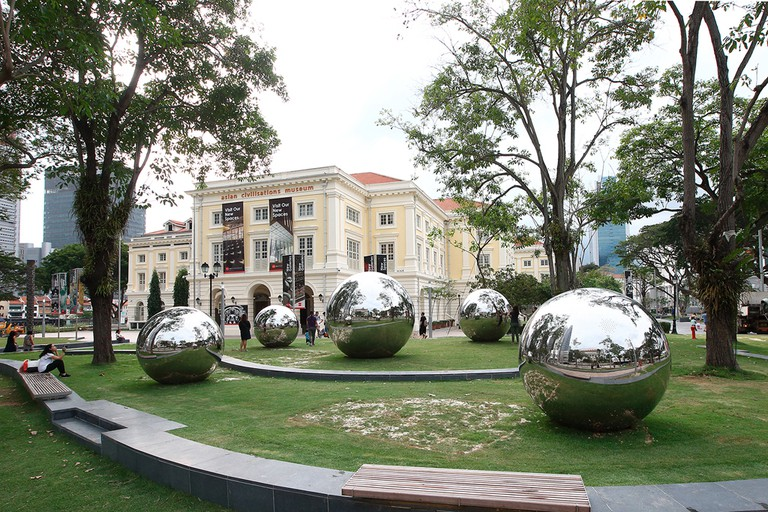 Public Art Trust Baet Yeok Kuan 24 Hours in Singapore