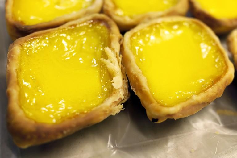 Tong Heng Egg Tarts