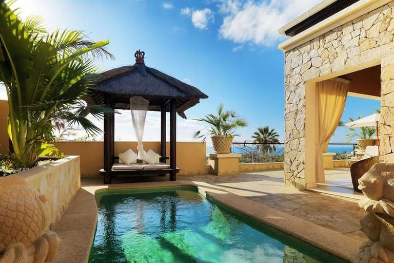The Royal Gardens Villa & Spa exudes luxury
