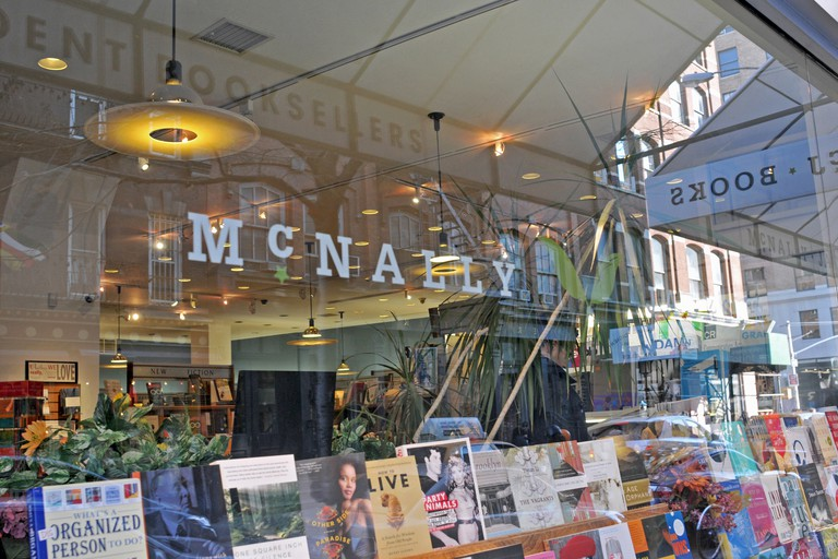 McNally Jackson in New York, USA.