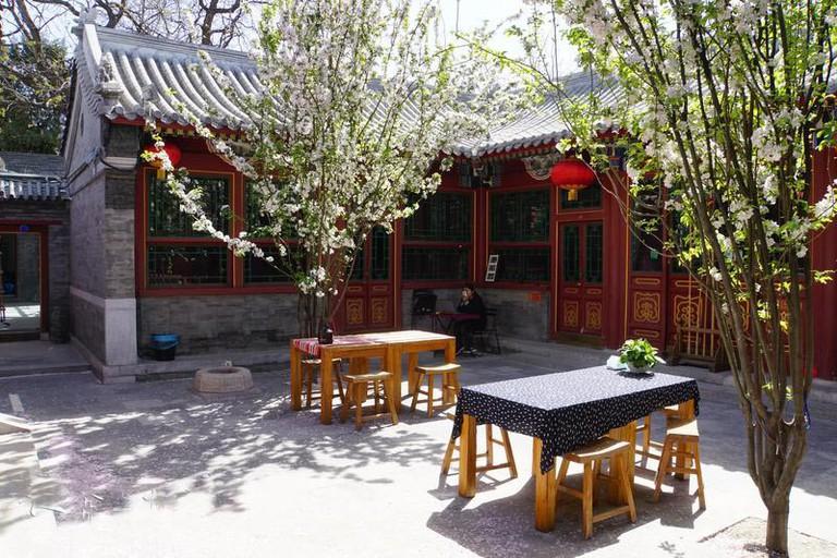 Beijing Fly by Knight Courtyard