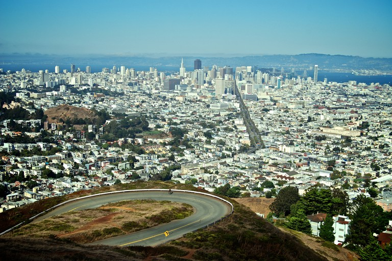 Twin Peaks offers views of San Francisco like no other place does