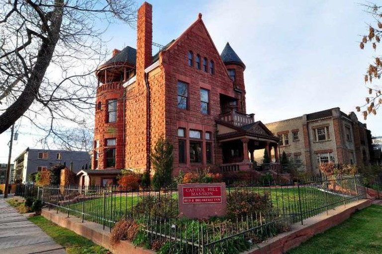 A Creative Commons Image: Capitol Hill Mansion Bed & Breakfast