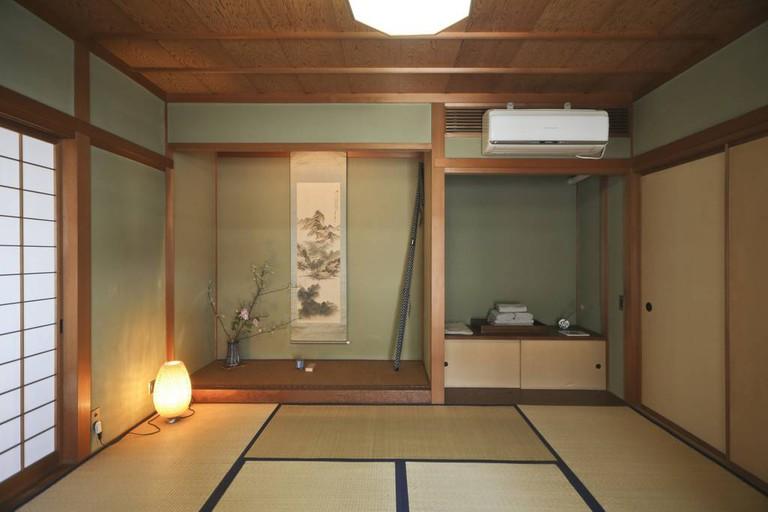 Traditional Zen Penthouse in Harajuku