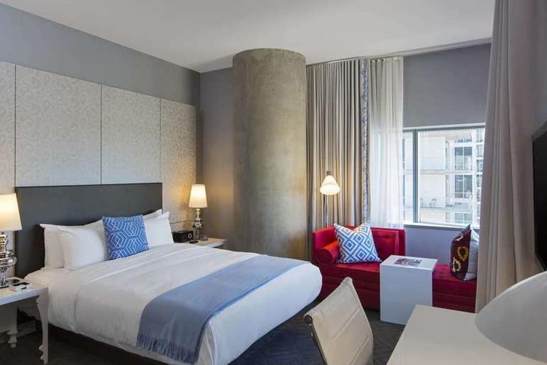 The W Hotel Austin