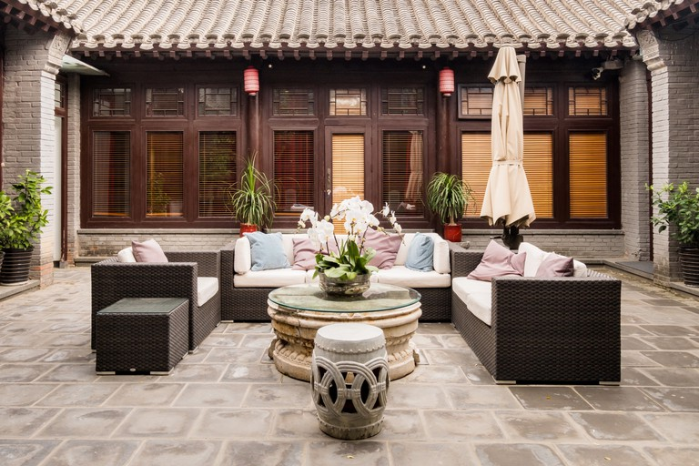 Beiyinghui Courtyard © Airbnb