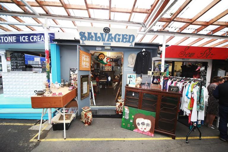 Blackrock Market hosts over 50 traders