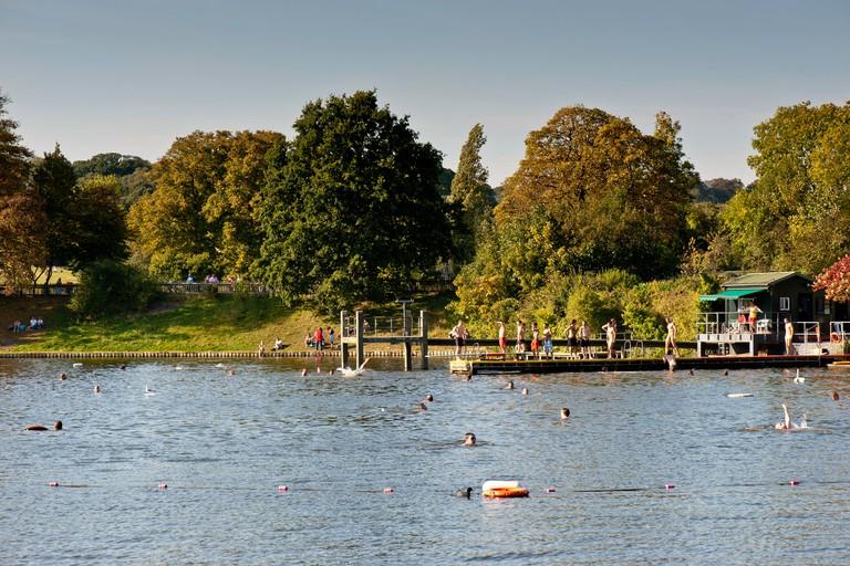 Highgate Men's Bathing Pond