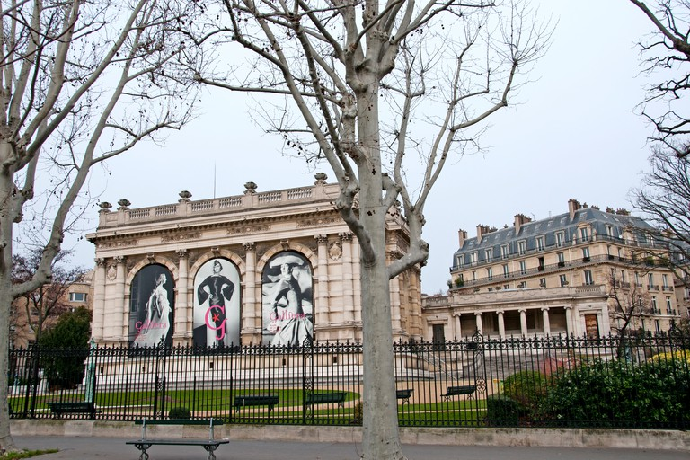 The Palais Galliera Musee de la Mode de la Ville de Paris shows the history of fashion and costume  France designer couturier