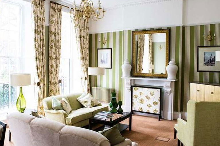 The Goodenough specialises in British charm
