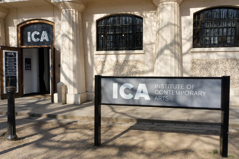 The Institute of Contemporary Arts was established in 1947