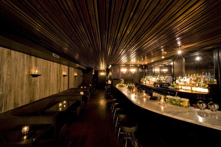 Death and Company serves up stylish cocktails in an atmospheric space