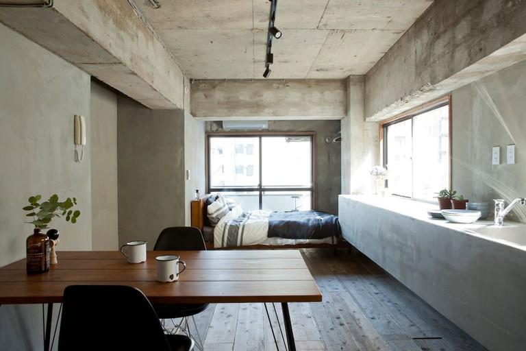 Designer flat in Shibuya