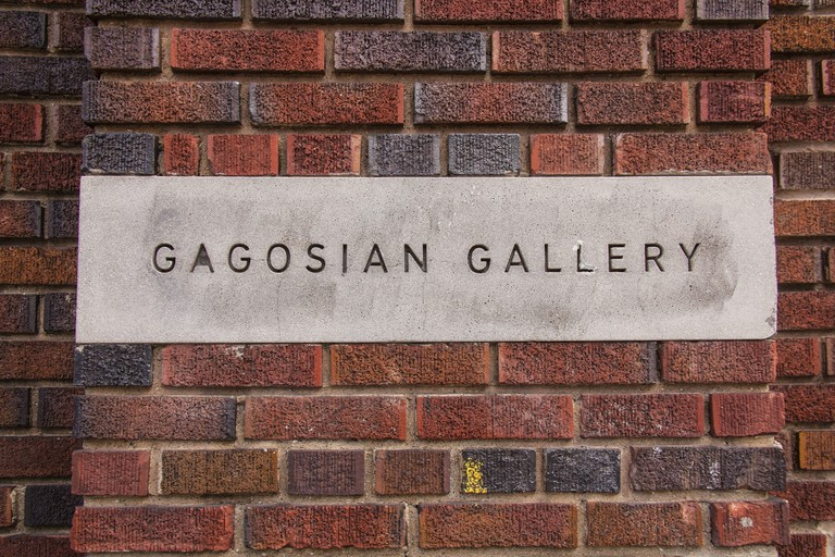 Gagosian Gallery has two spaces in Chelsea