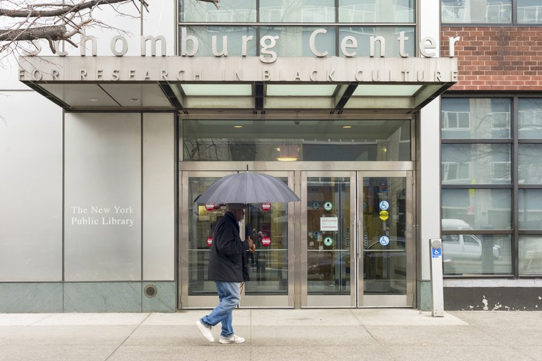 The Schomburg Center for Research in Black Culture houses over 11 million items