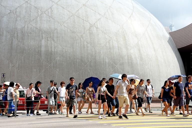 The Hong Kong Space Museum, Hong Kong