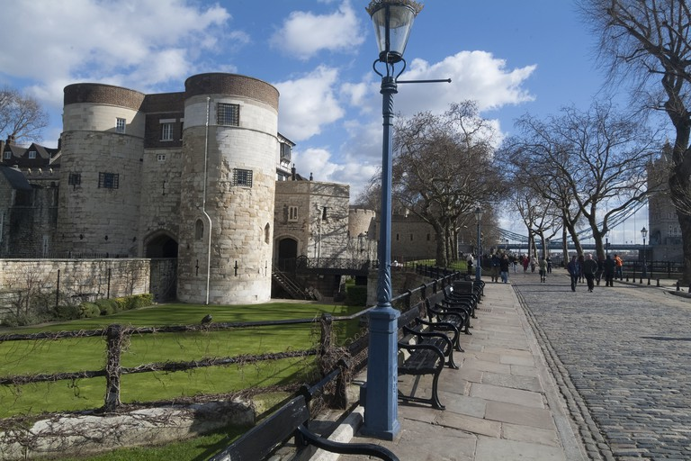 The Tower of London has housed some of Britain's most famous prisoners