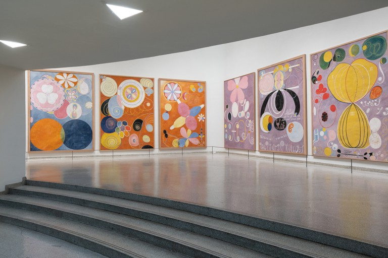Hilma af Klint: Paintings for the Future; on view October 12, 2018-April 23, 2019