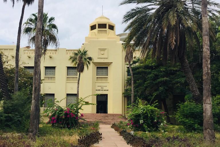 Musée Théodore-Monod d'art Africain IFAN, Dakar