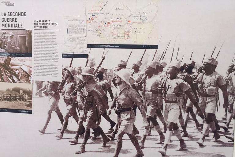 Musée des Forces Armées Sénégalaises, Dakar