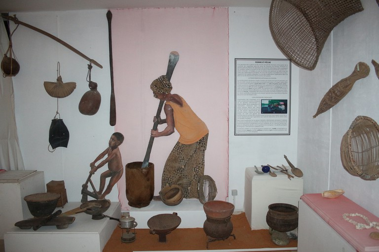 Musée de la Femme Henriette Bathily, Dakar