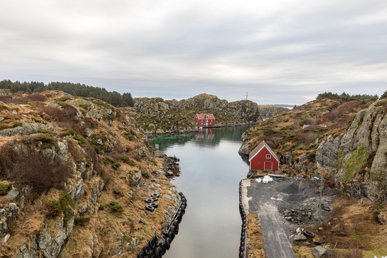 Rovaer in Haugesund, Norwegian west coast.