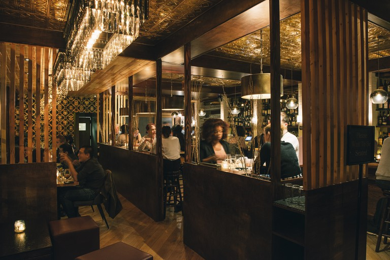 Bar Moga is renowned for its Japanese cocktails