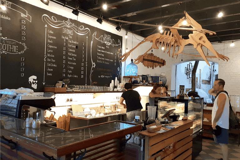 Mugshot Cafe
