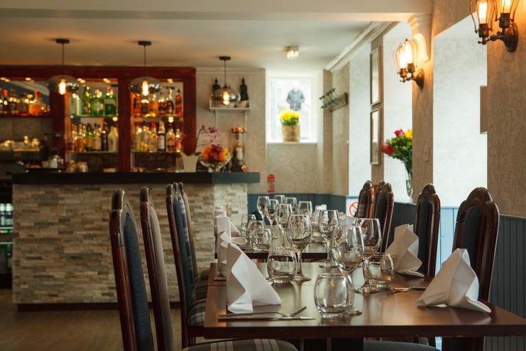Picture Toby Williams 07920841392. Nok's Kitchen, Gloucester Ln, Edinburgh.