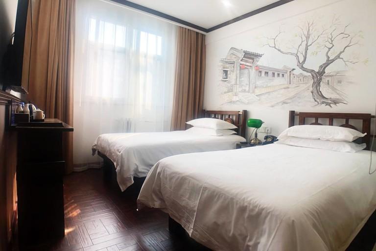 Nostalgia Hotel Beijing Yonghe Lama Temple, Beijing, China