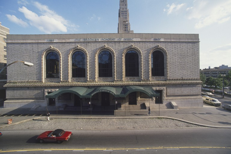 The Brooklyn Academy of Music is a multi-arts center