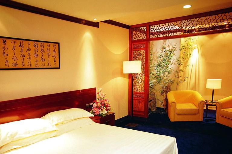 Poly Plaza Hotel, Beijing, China