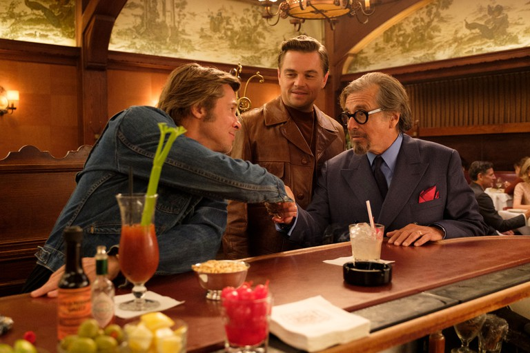2488029 - ONCE UPON A TIME IN HOLLYWOOD (**ALL IMAGES ARE PROPERTY OF SONY PICTURES ENTERTAINMENT INC. FOR PROMOTIONAL USE ONLY. SALE, DUPLICATION OR TRANSFER OF THIS MATERIAL IS STRICTLY PROHIBITED.)