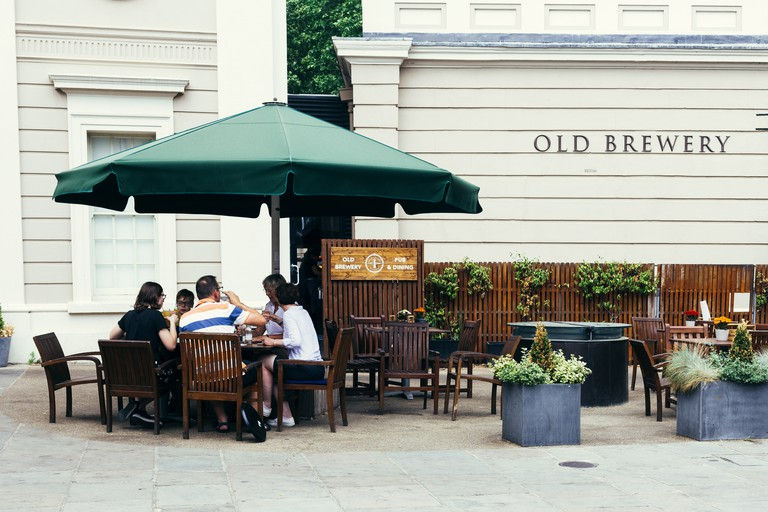 The Old Brewery, Greenwich, London