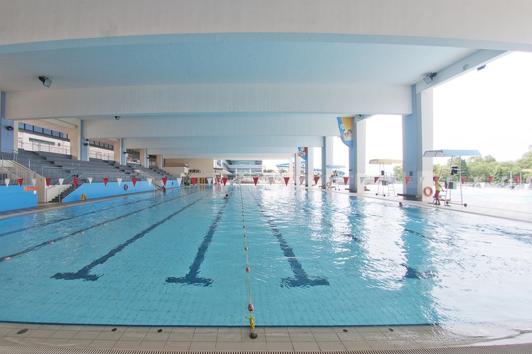 Singapore Jurong West Swimming Complex