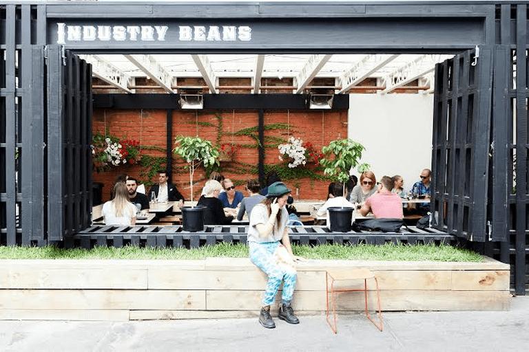 Industry Beans, Rose Street