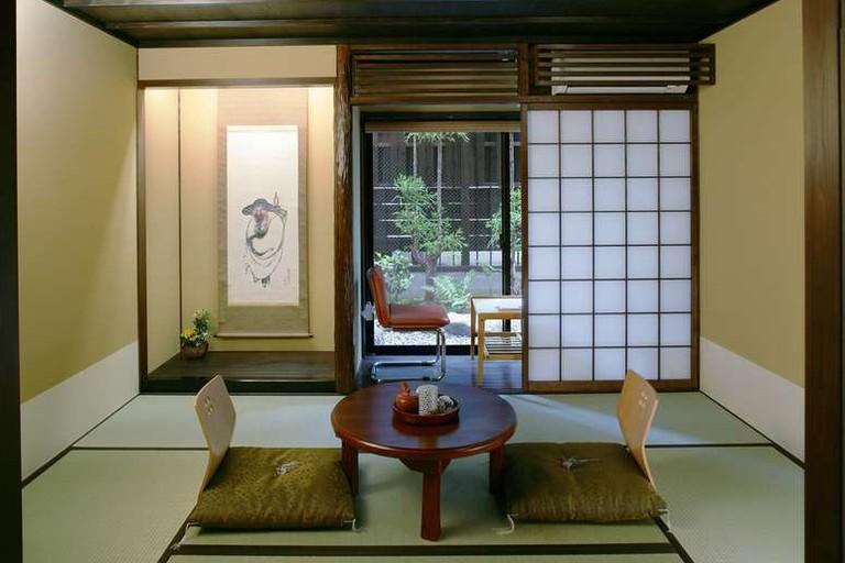 Matsubaya Ryokan, Kyoto.
